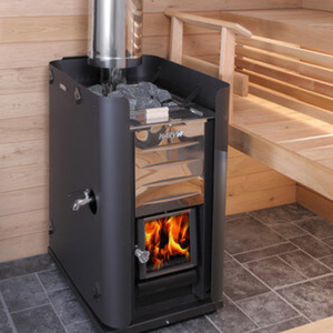 HARVIA 20 ES PRO WOOD BURNING STOVE