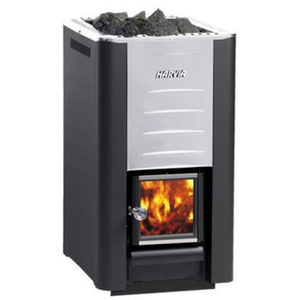 HARVIA 20 PRO WOODBURNING STOVE - My Sauna World