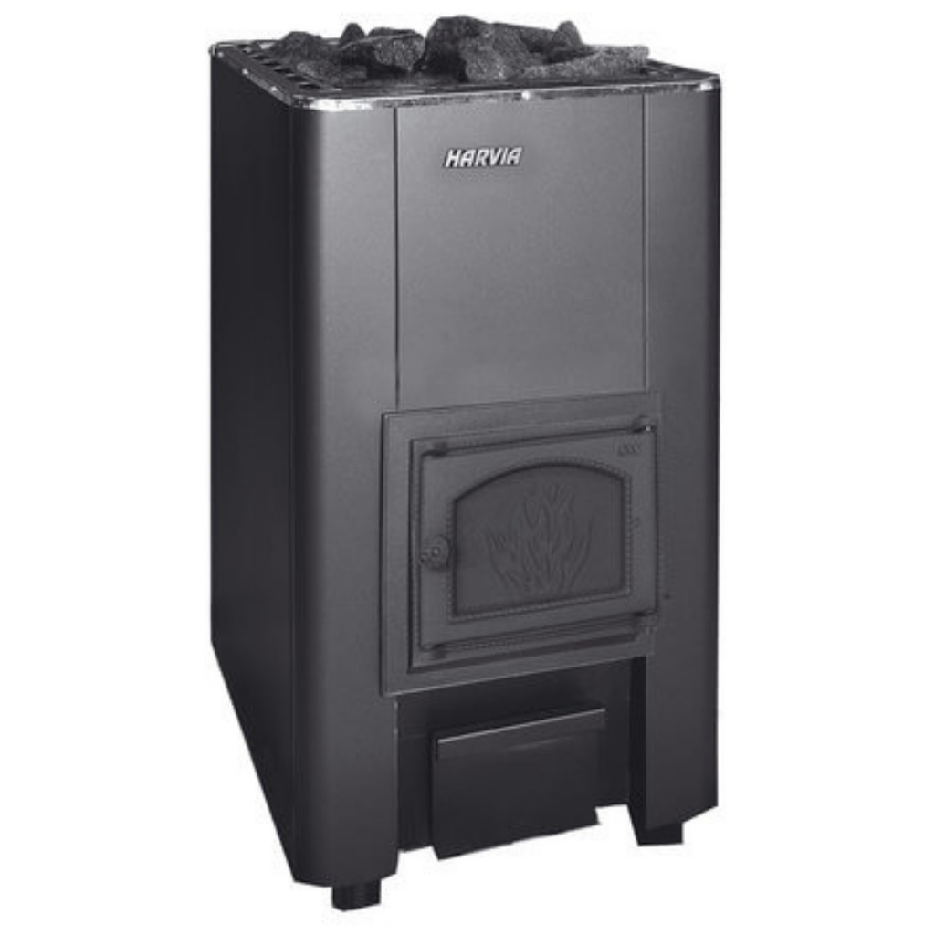 HARVIA 50 WOOD BURNING STOVE - My Sauna World