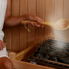 Heater with steam - My Sauna World