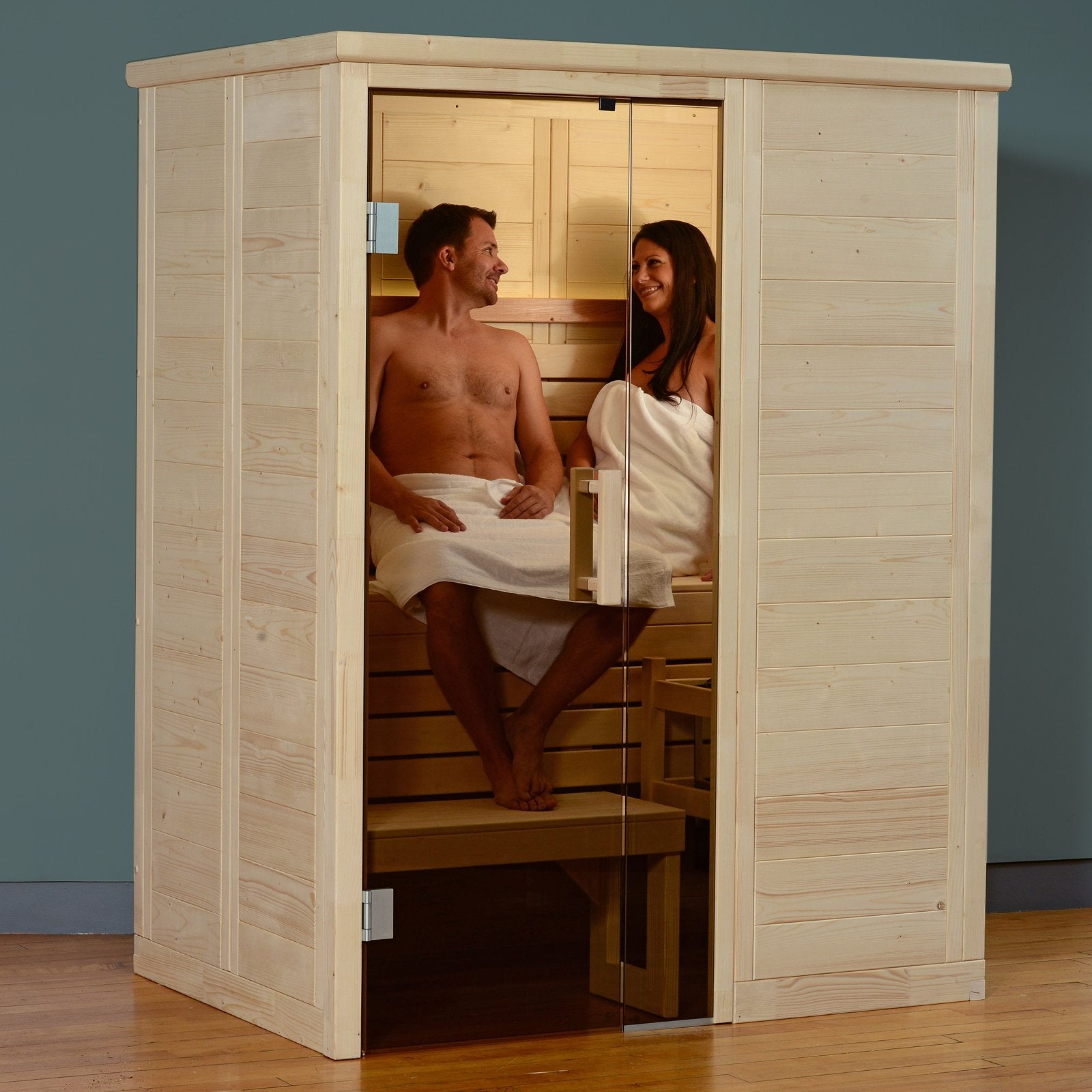 Almost Heaven Hillsboro 2 Person Indoor Sauna - My Sauna World