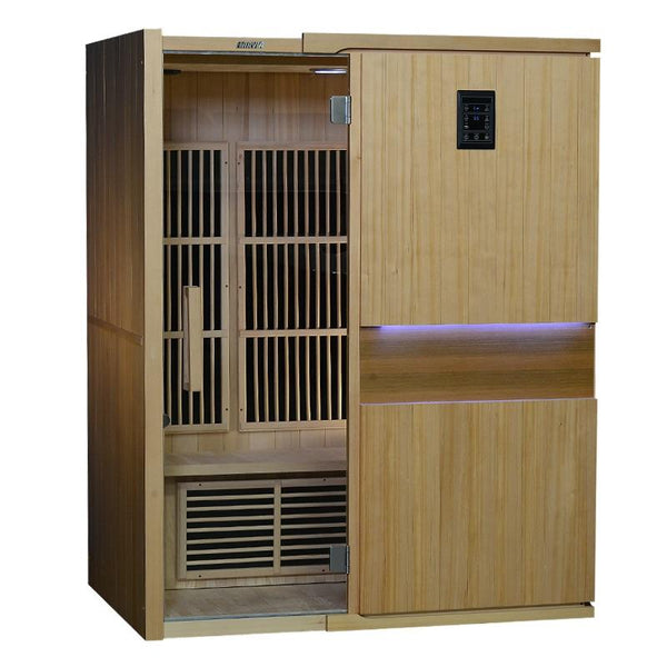 Almost Heaven Radiant 2-3 Person Infrared Sauna