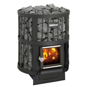HARVIA LEGEND 150 WOODBURNING STOVE - My Sauna World