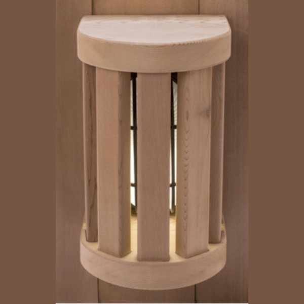 Dundalk Leisure Craft Cedar Light Shade - My Sauna World