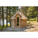 Dundalk Leisure Craft Outdoor Red Cedar Kota Sauna