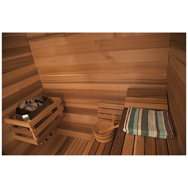 Dundalk Leisure Craft Indoor Cabin Sauna - My Sauna World