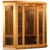MX-K356-01 Maxxus Low EMF FAR Infrared Sauna Canadian Red Cedar - My Sauna World