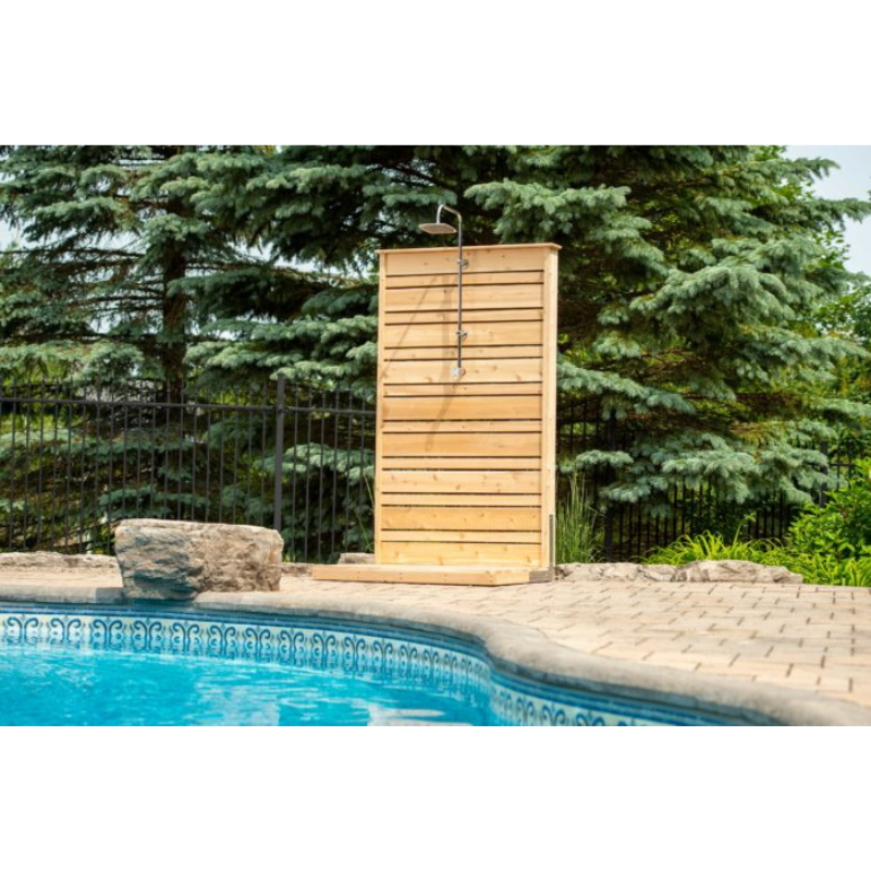 Canadian Timber Savannah Standing Shower