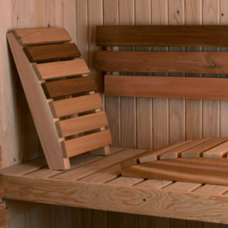 Almost Heaven Cedar Sauna Accessory Set - My Sauna World