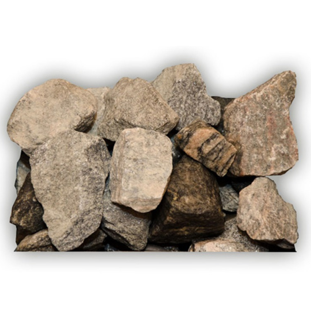 Almost Heaven Sauna Stones 40lbs. - My Sauna World