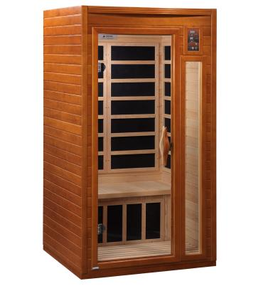 Dynamic Sauna Barcelona Edition 2-Person Far Infrared Sauna DYN-6106-01 - My Sauna World