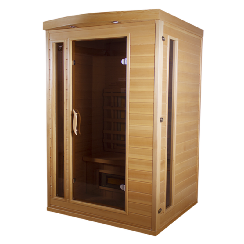 TheraSauna Classic 2-Person Infrared Sauna