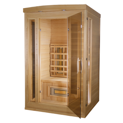 TheraSauna Classic 2-Person Infrared Sauna - My Sauna World