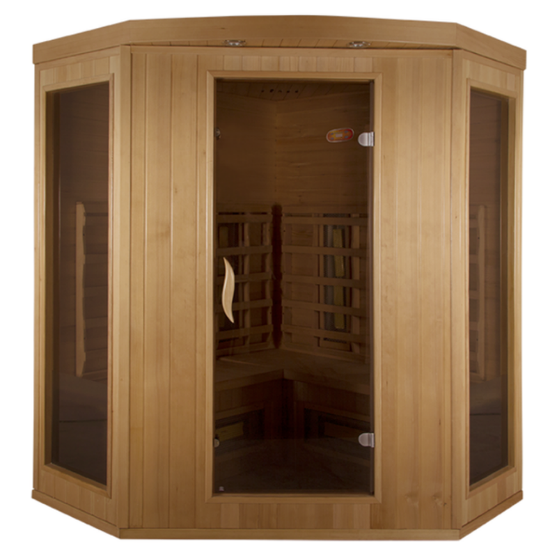 TheraSauna Classic 3-Person Infrared Sauna