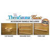 TheraSauna Classic 3-Person Infrared Sauna - My Sauna World