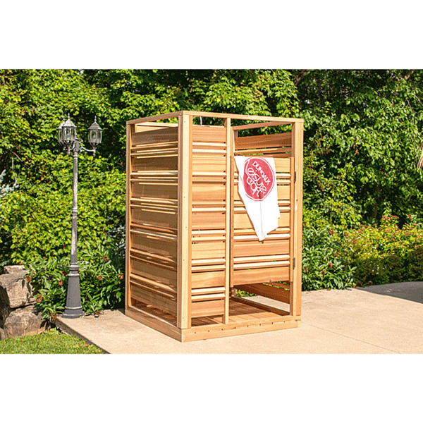 Dundalk Leisure Craft Cloudburst Outdoor Shower