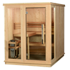 Almost Heaven Preston 6-Persons Indoor Sauna - My Sauna World