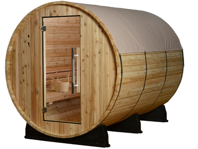 Barrel Sauna Rain Jacket