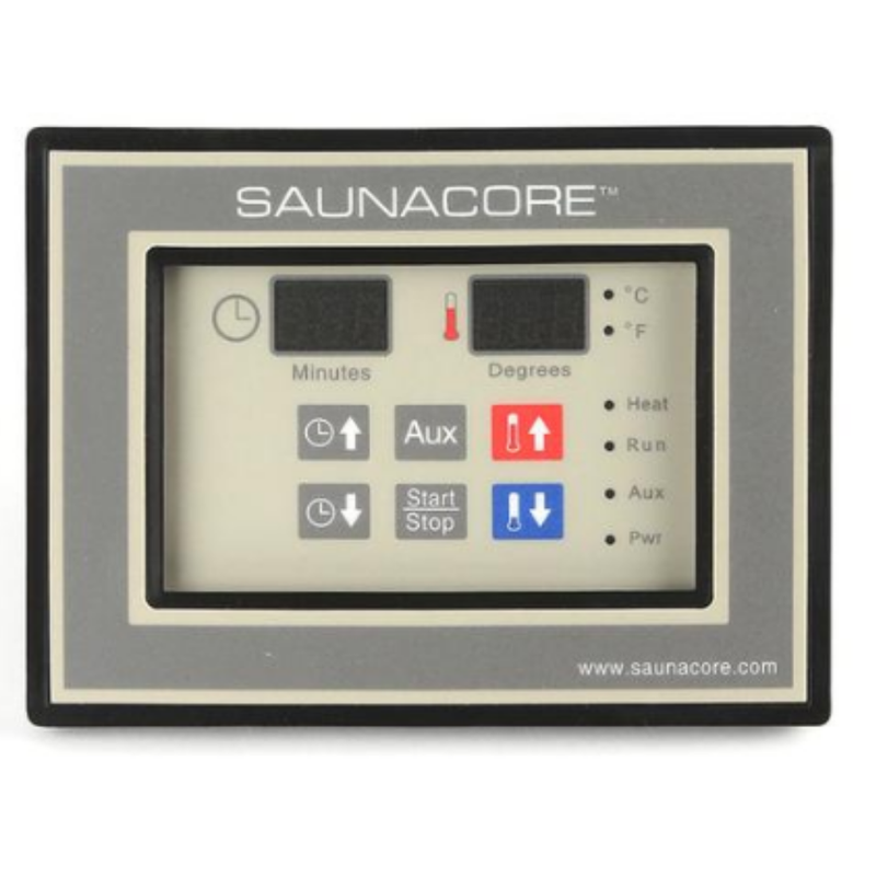Saunacore C6 Ultimate Commercial Floor Mount Sauna Stove