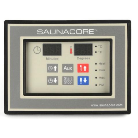 Image of Saunacore C6 Ultimate Commercial Floor Mount Sauna Stove - My Sauna World