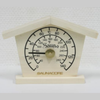 Saunacore Wooden Cottage Thermometer -My Sauna World