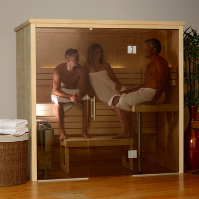 Almost Heaven Worthington Sauna - My Sauna World