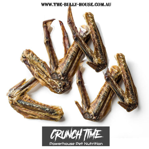 Kangaroo TAILS 15-20cm - Crunch time - Dog Nutrition
