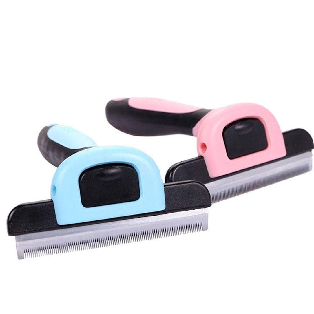 The Ultimate Dog Hair DeShedding Tool