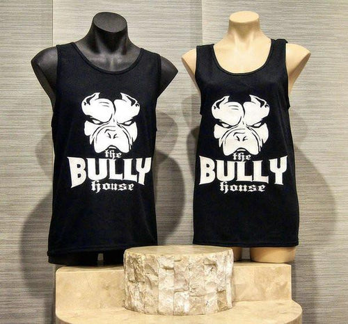 The Bully House --SINGLET--TANK TOP --(Unisex)