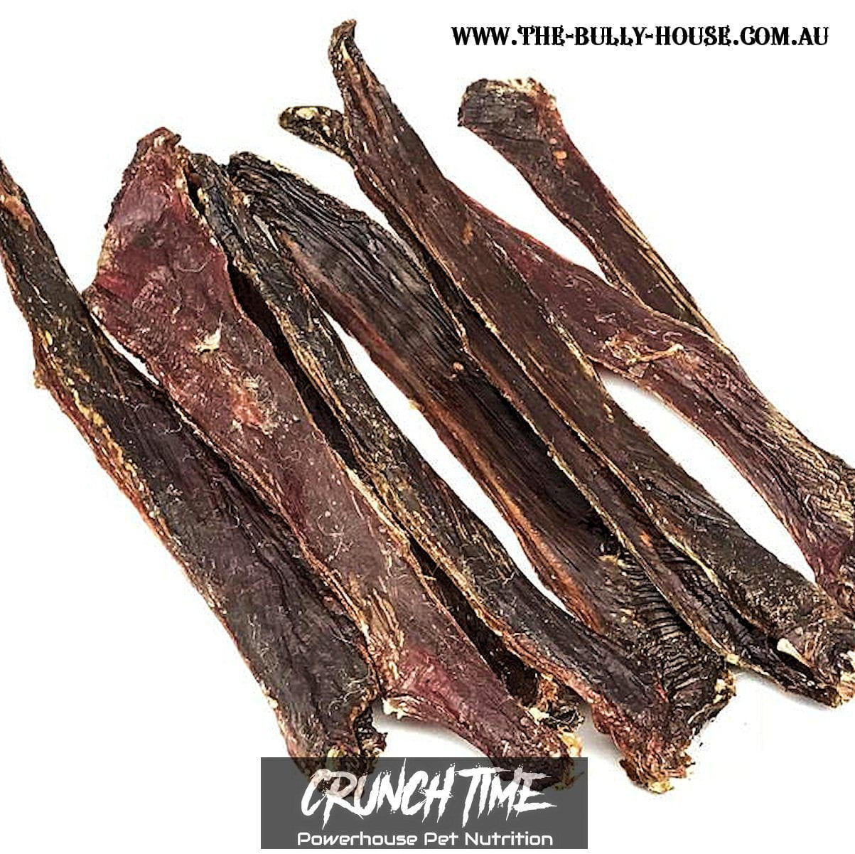 Kangaroo Chewy Straps - Crunch time - Dog Nutrition