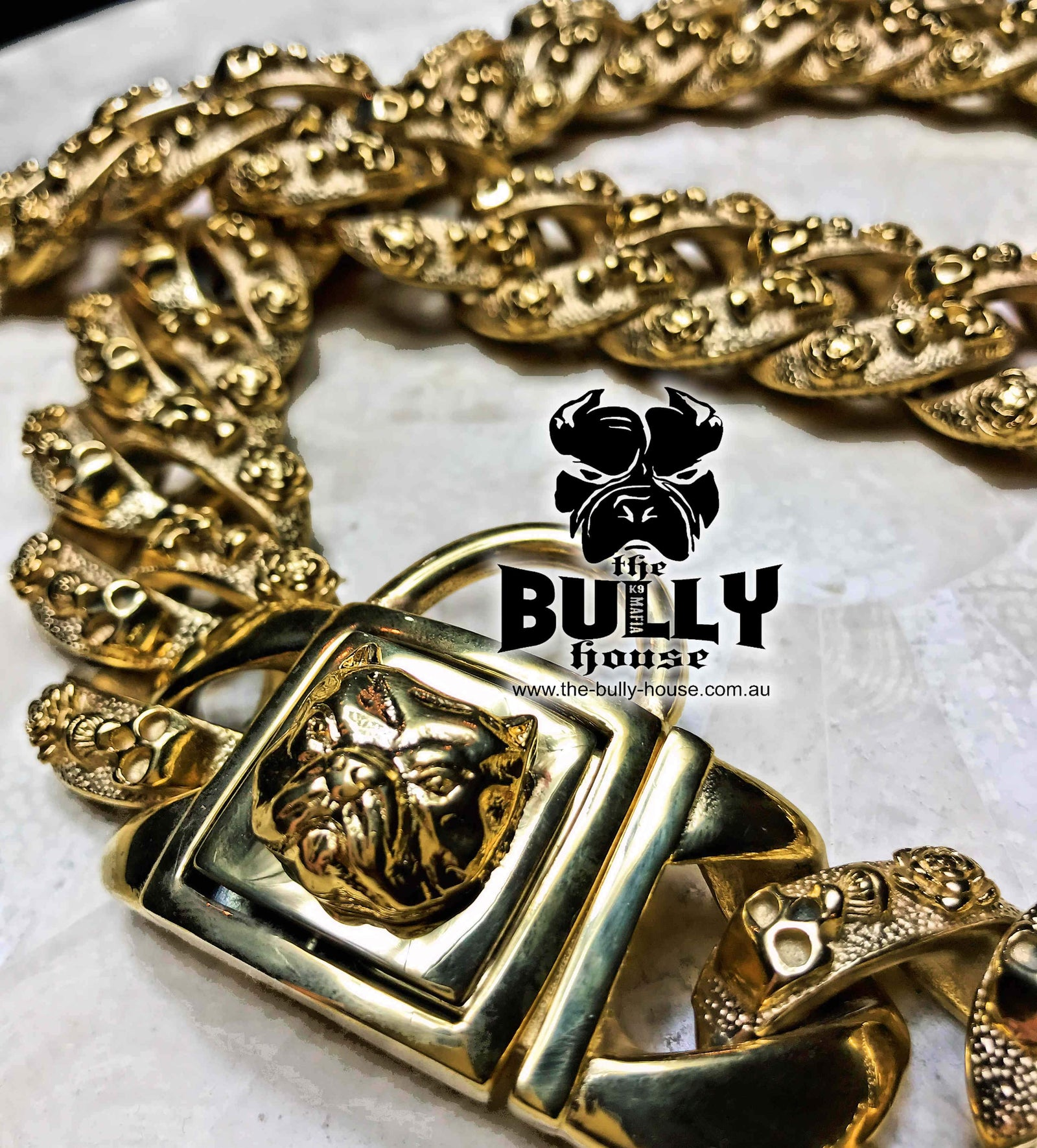 """ SKULL KING""  GOLD Collection""  -- (INCLUDES FREE EXPRESS POST) in AUST - by the bully house"