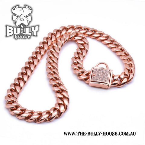 "The Bully House ""ICED OUT KING Diamond Collection"" GOLD - (Inc Free Post in Aust) !!!! PRE RESERVE NOW - LANDING EARLY OCT !!!!"