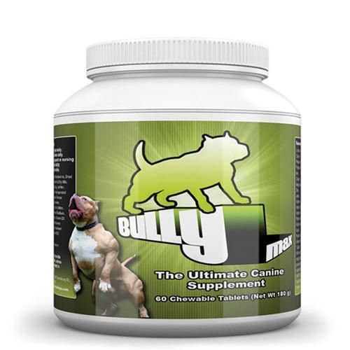 BULLY MAX 60 Tabs TUB (OUT OF STOCK)