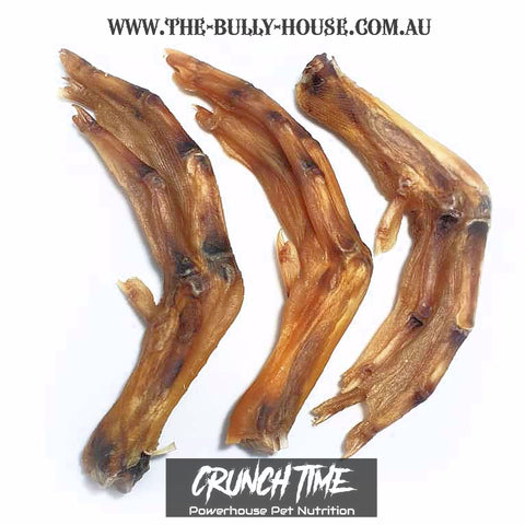 Crunchy CHICKEN NECKS - Crunch time - Dog Nutrition