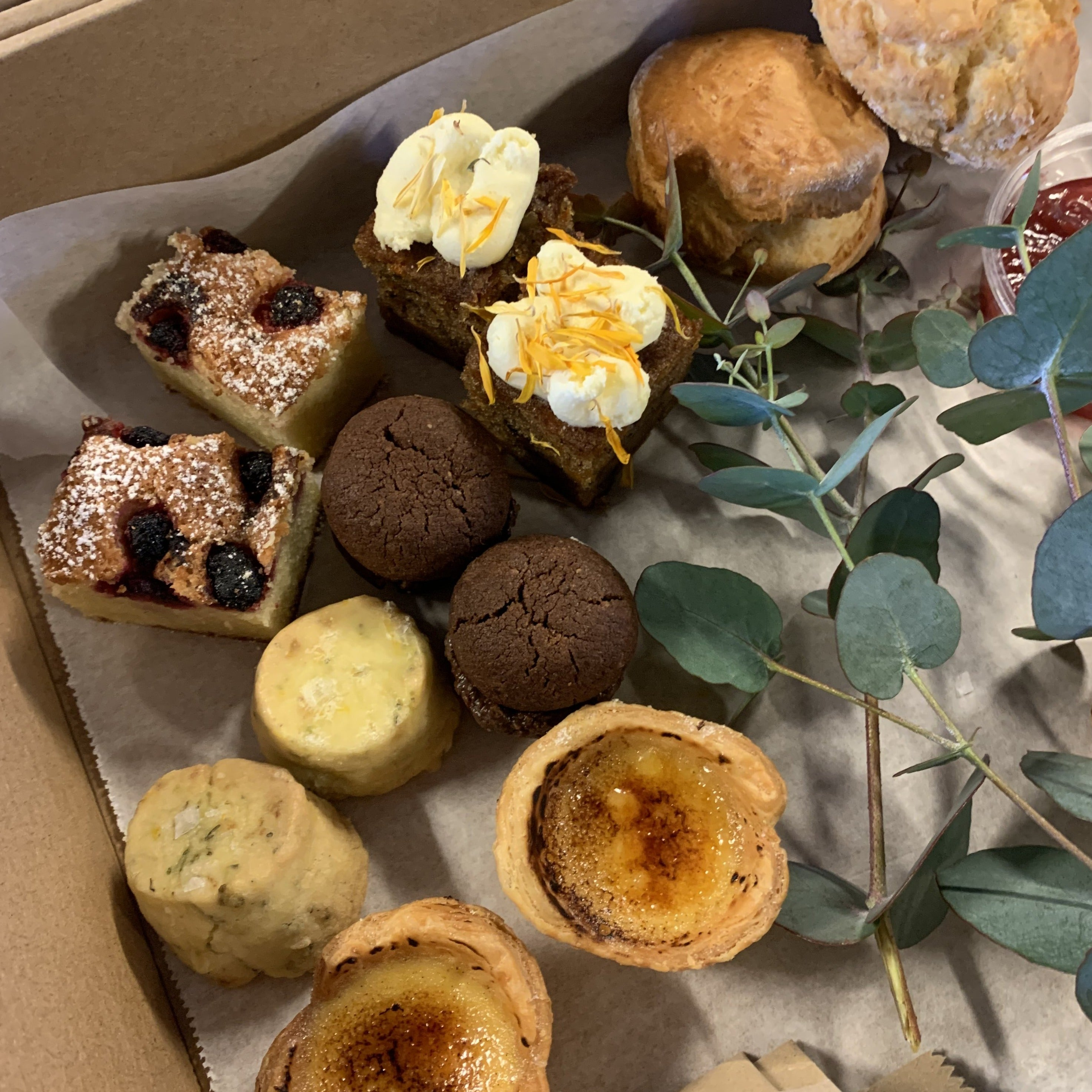 Mother's Day High Tea Box (pre-order) 2021