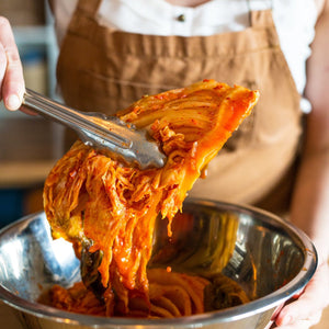 Vego Kimchi & Dumplings Workshop (Thursday 10 June, 6pm-8pm)
