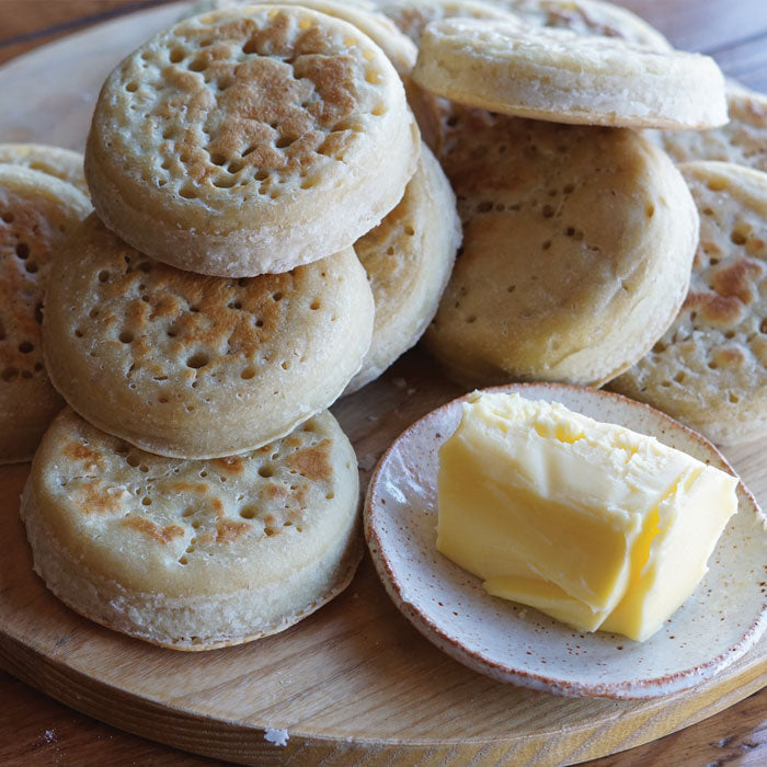 Crumpets and Marmelade
