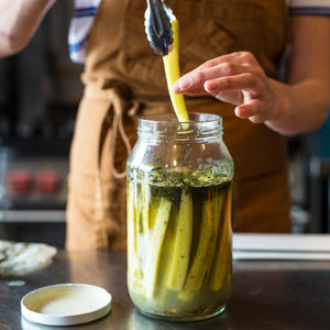 Seasonal Pickling & Fermenting Workshop (Tuesday 1 June 2021, 6pm)