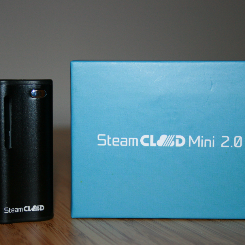 SteamCloud Mini 2 0 Vape Review - SteamCloudVapes
