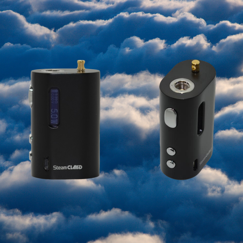 SteamCloud Box Mod Vape Review - SteamCloudVapes
