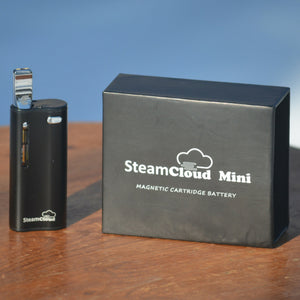 SteamCloud Mini Oil Vape Pen Review