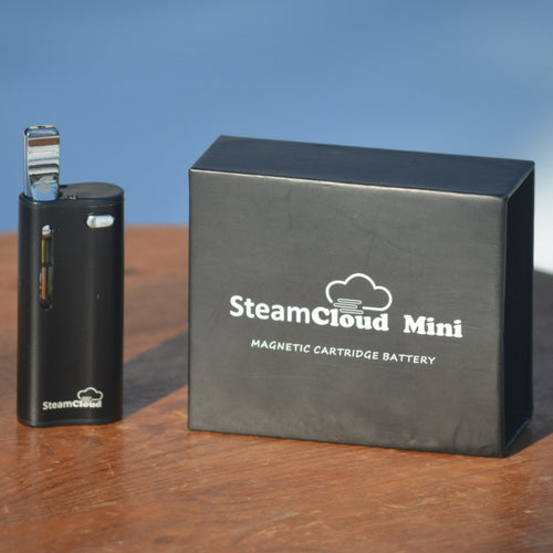 SteamCloud Mini Oil Vape Pen Review - SteamCloud Vapes