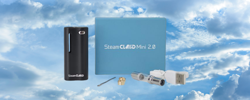 SteamCloud Mini 2.0 Oil Vape