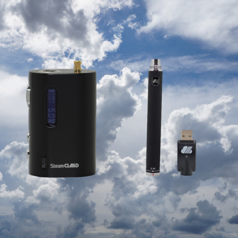 SteamCloud Box Mod vs SteamCloud EVOD