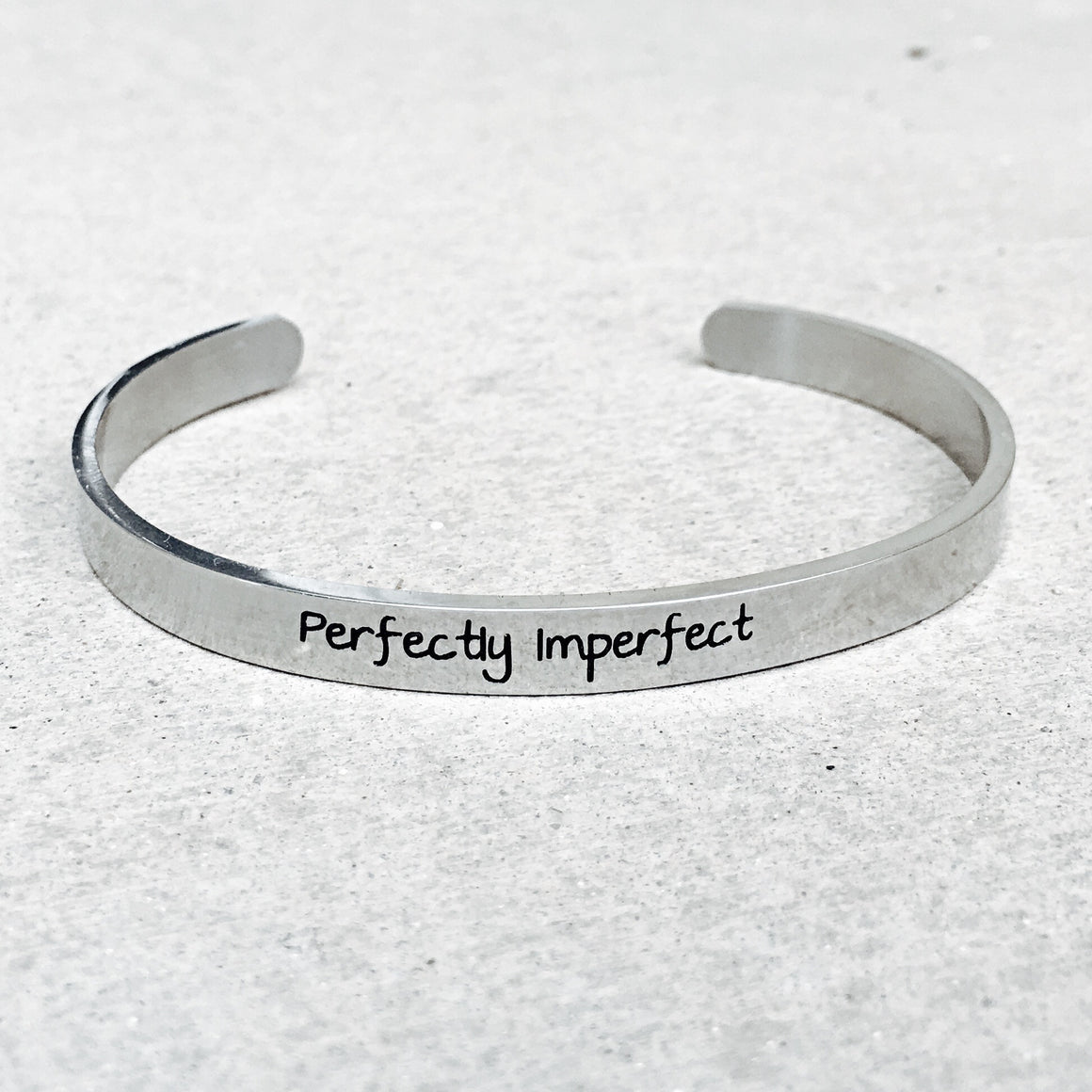 PERFECTLY IMPERFECT KARMA CUFF