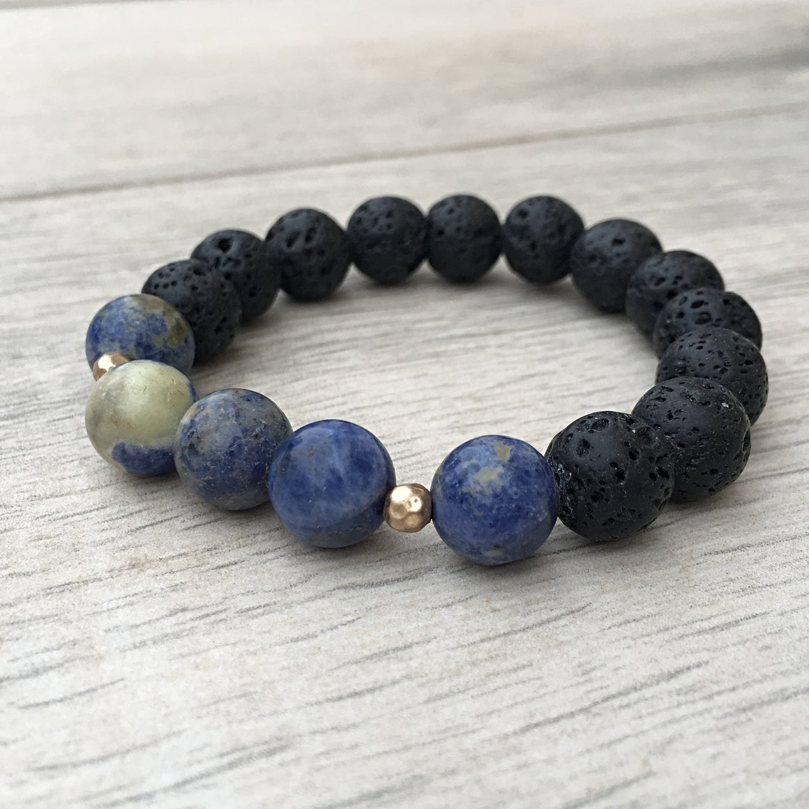 BLUE PHOENIX BREATHE BEADS