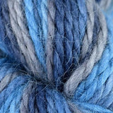 Baby Alpaca Chunky Paints Dark Blue