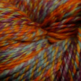 Merino Sock Red Orange