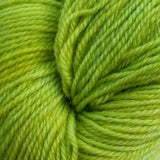 Merino Sock Lime Green