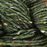 Donegal Tweed Grey Green